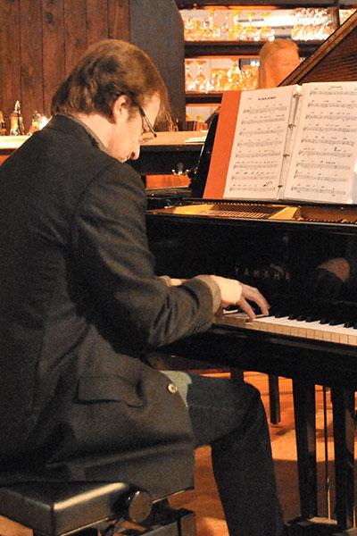Die Pianisten: